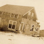 This is the cottage after the 1938 hurricane. It has survived since.